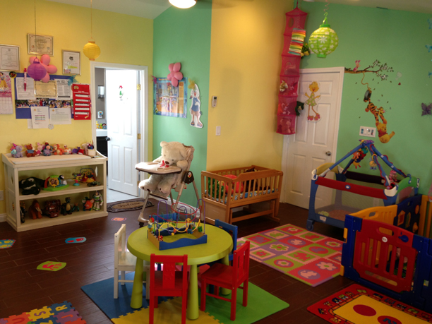 day care play room woodland hills